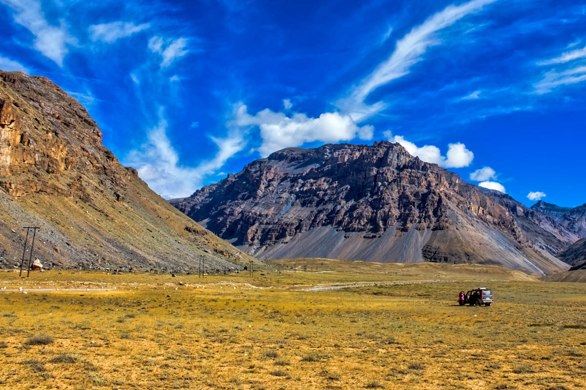 Leh Expedition on Wheels